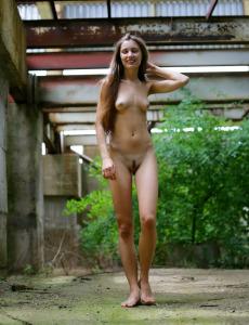 Tiny tits Lera