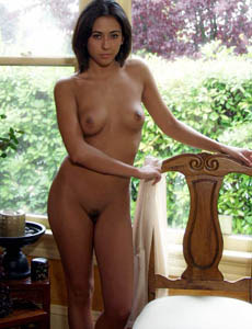 Erotic hot Aria