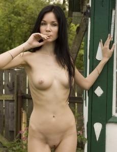 Anna got sexy tits