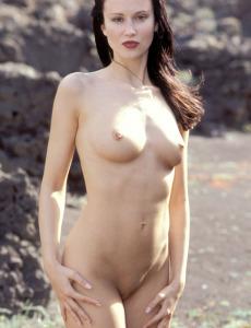 Erotic babe Domenica