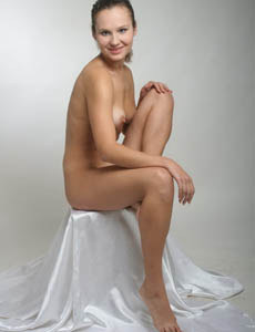 Naked charming Adella
